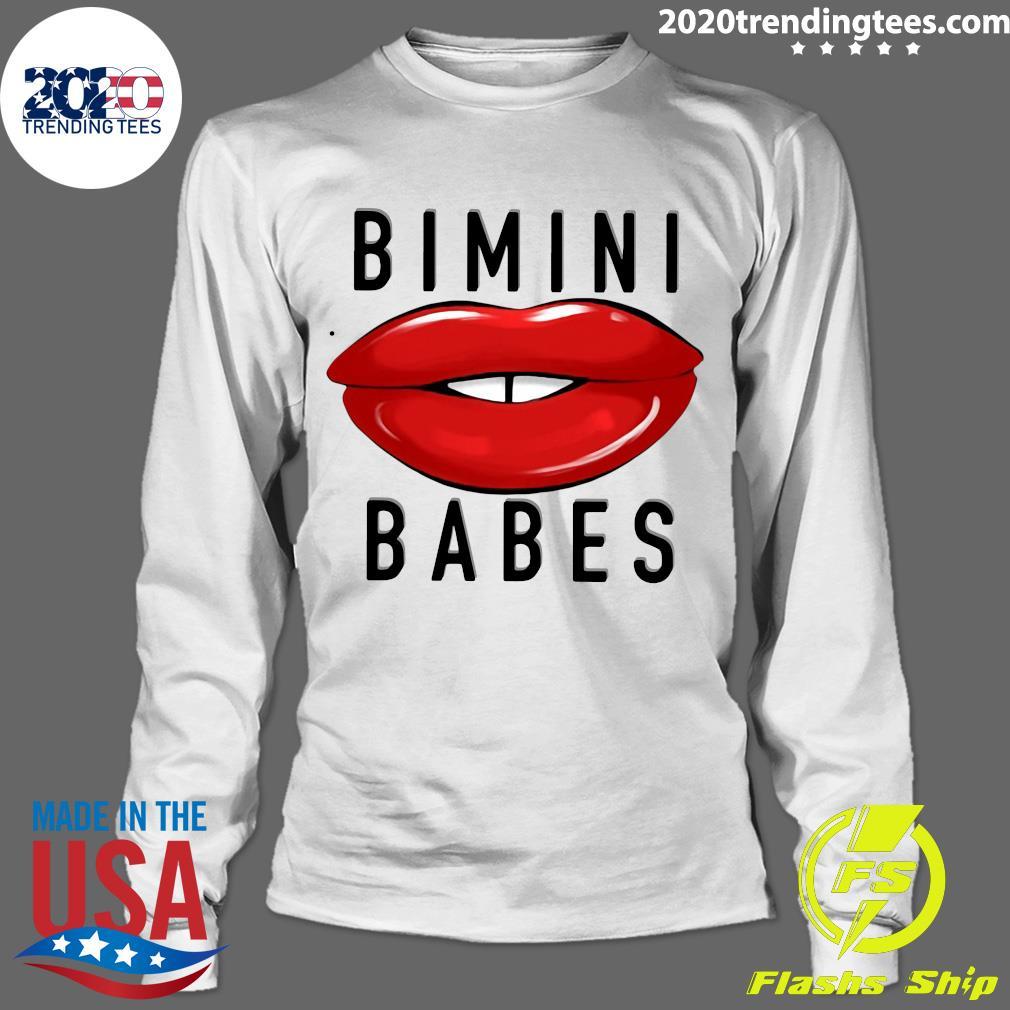 Bimini Bon Boulash Merch Shirt Longsleeve