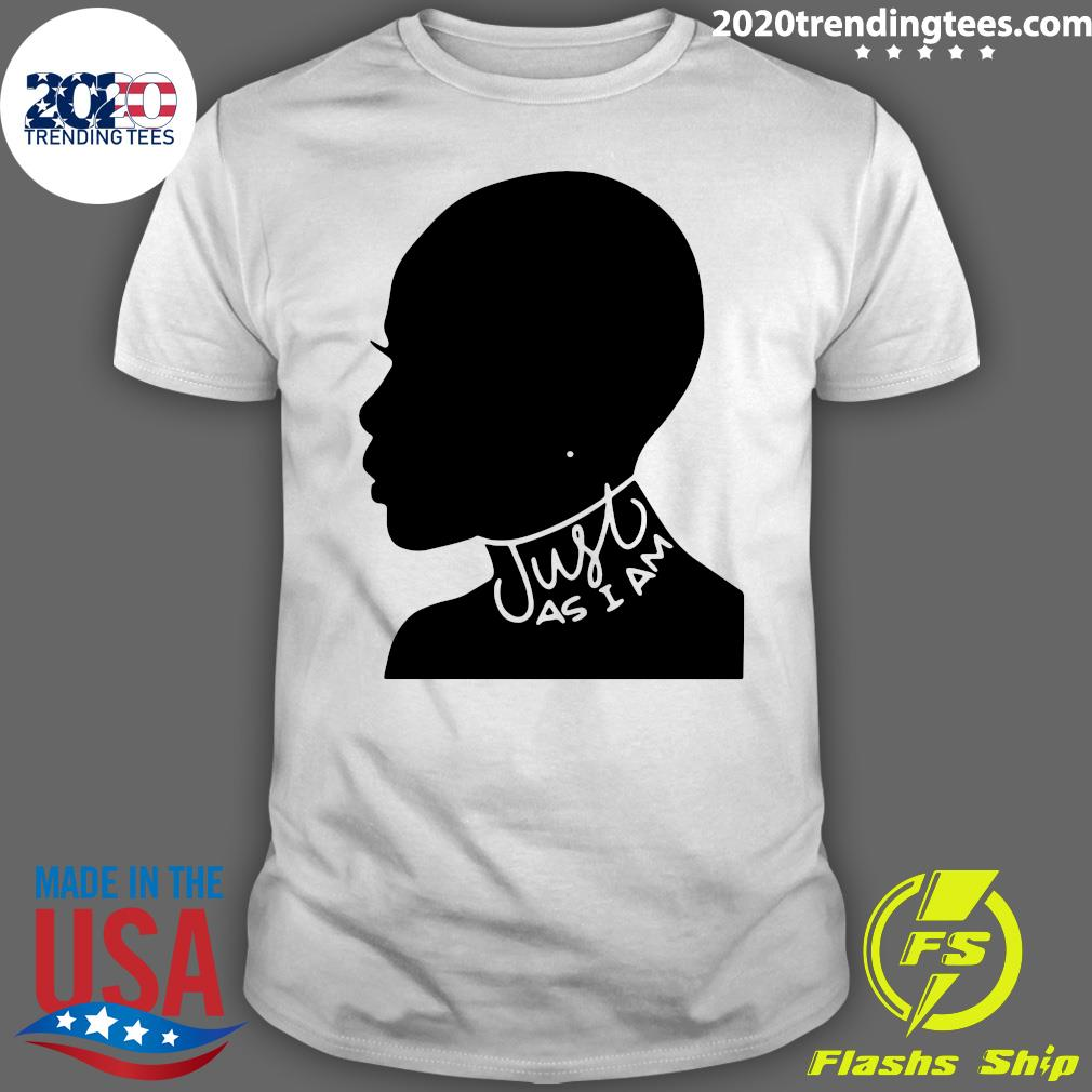 Cicely Tyson Just As I Am Shirt