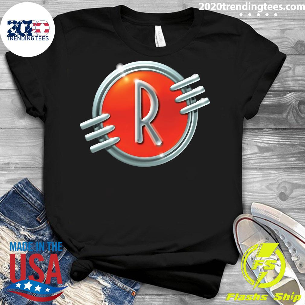 Meet The Robinsons Left Chest Logo Shirt Ladies tee