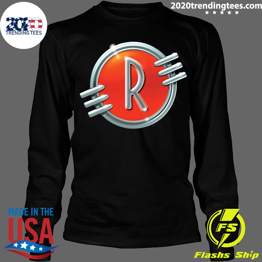 Meet The Robinsons Left Chest Logo Shirt Longsleeve