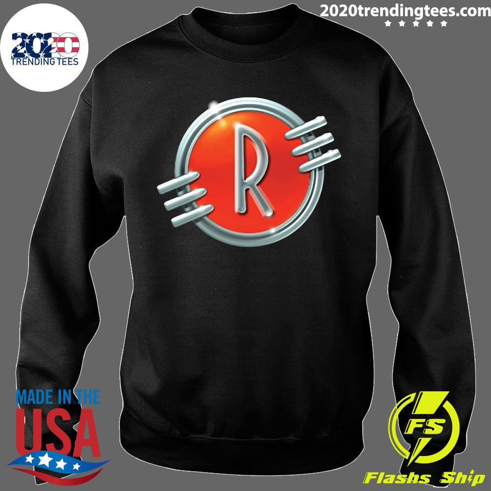 Meet The Robinsons Left Chest Logo Shirt Sweater