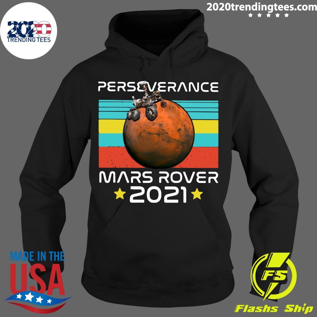 Nasa Perseverance Mars Rover 2021 Shirt Hoodie