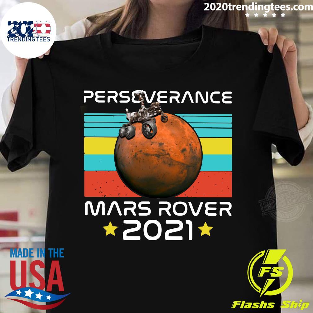 Nasa Perseverance Mars Rover 2021 Shirt
