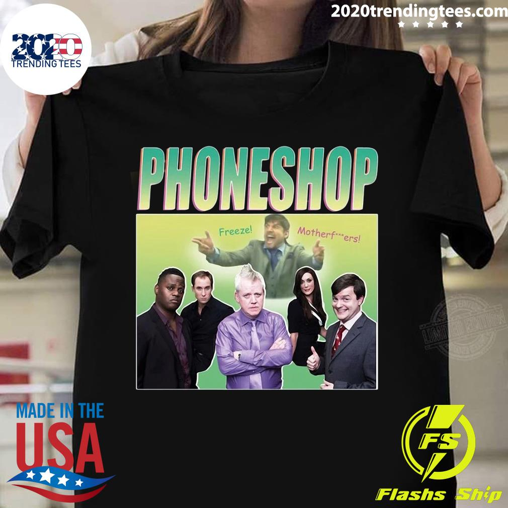 Phoneshop Freeze Mother Shirt
