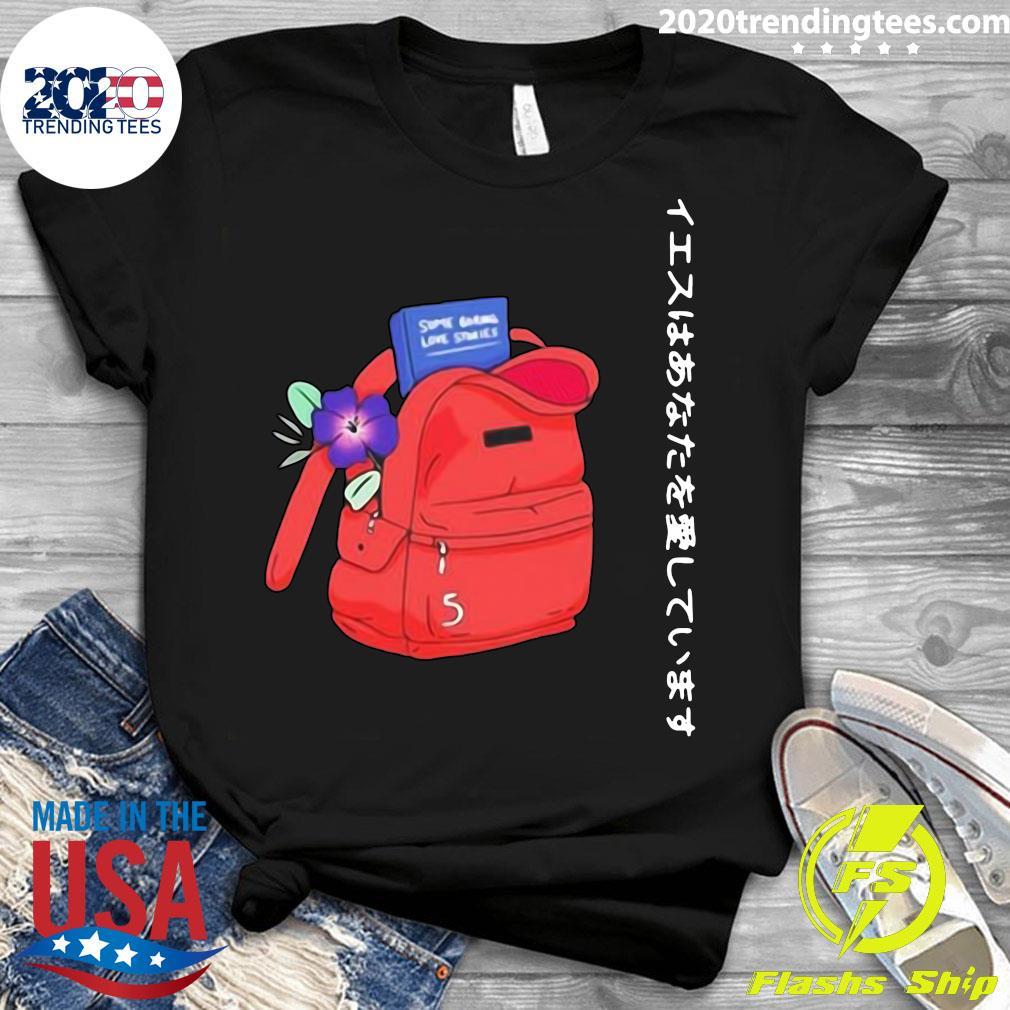 Powfu Merch Powfu Black Shirt Ladies tee