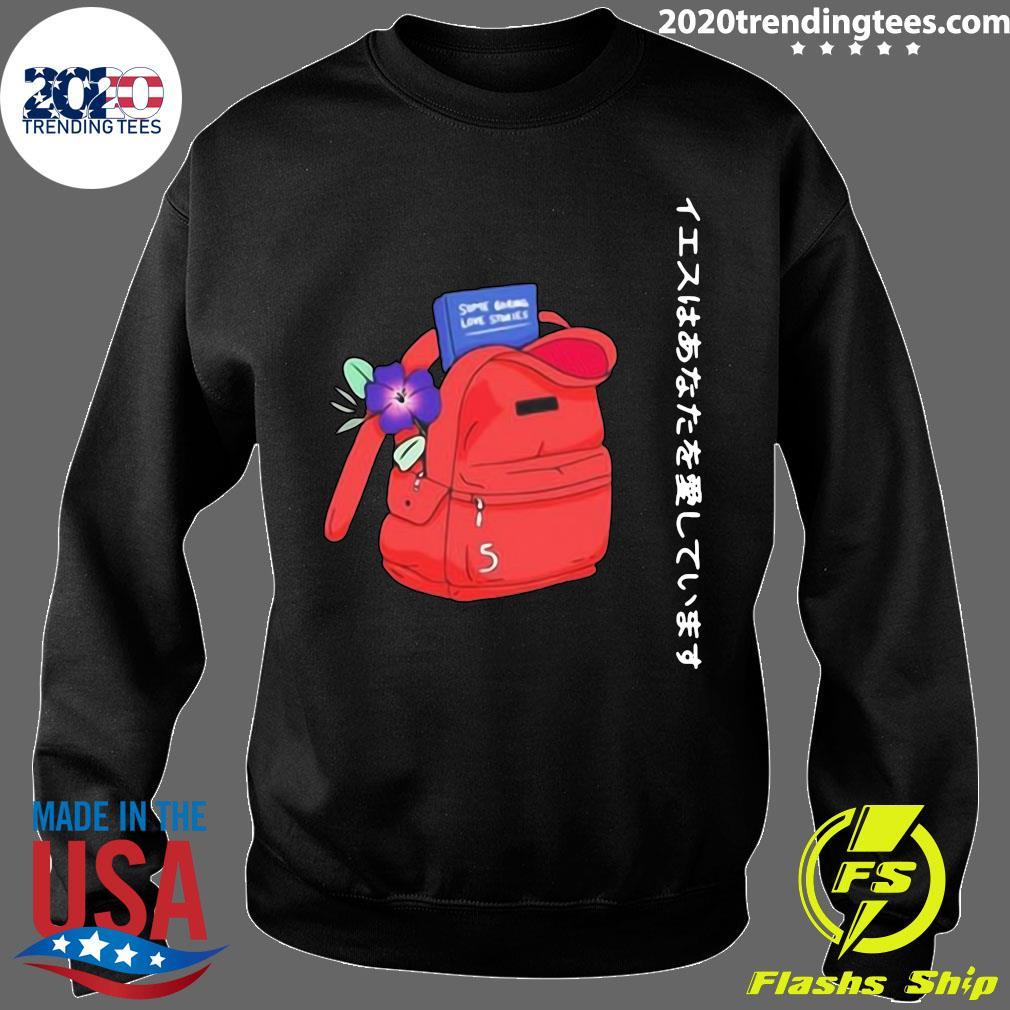 Powfu Merch Powfu Black Shirt Sweater