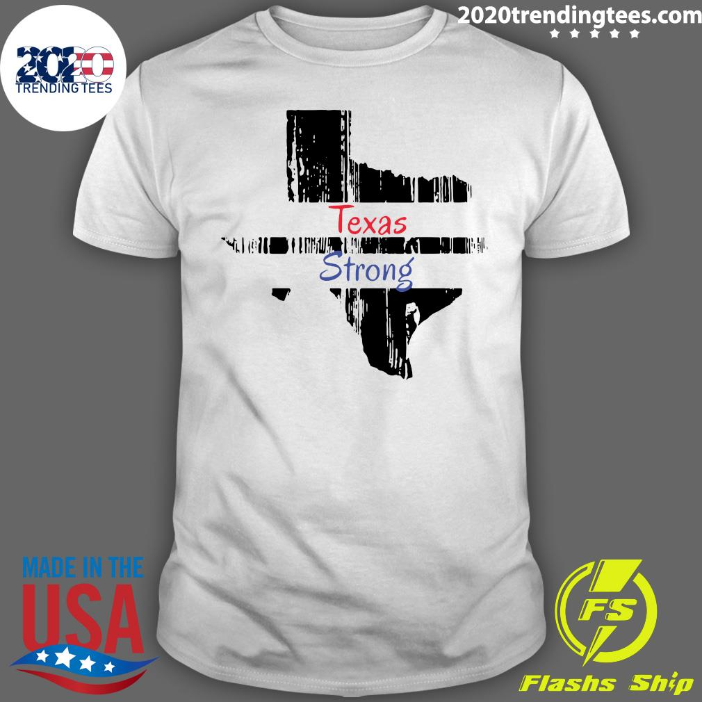 Texas Strong Survived Covvid 2021 Shirt