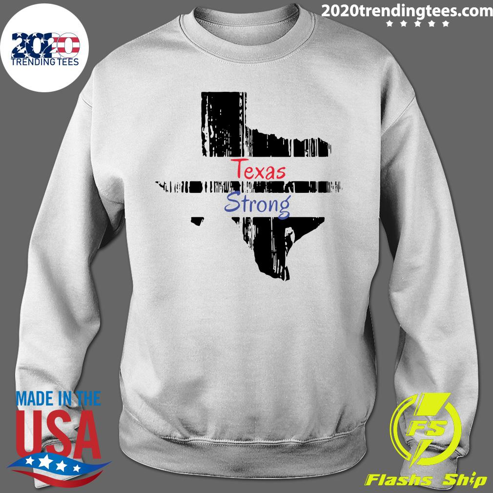 Texas Strong Survived Covvid 2021 Shirt Sweater