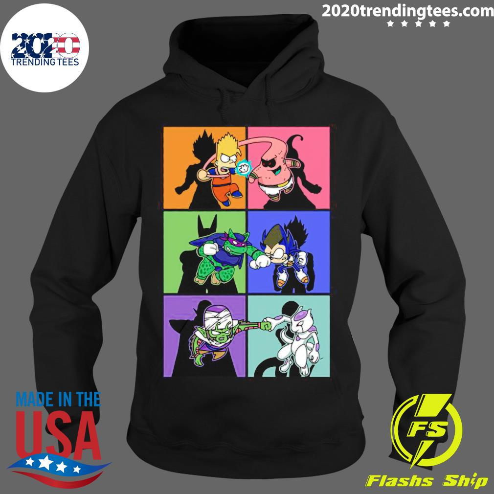 The Pokeball Z Character 2021 Shirt Hoodie