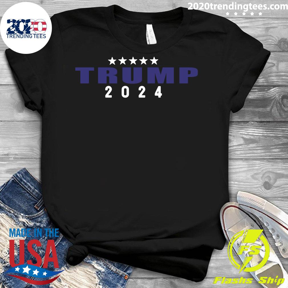 Trump 2024 Shirt Ladies tee