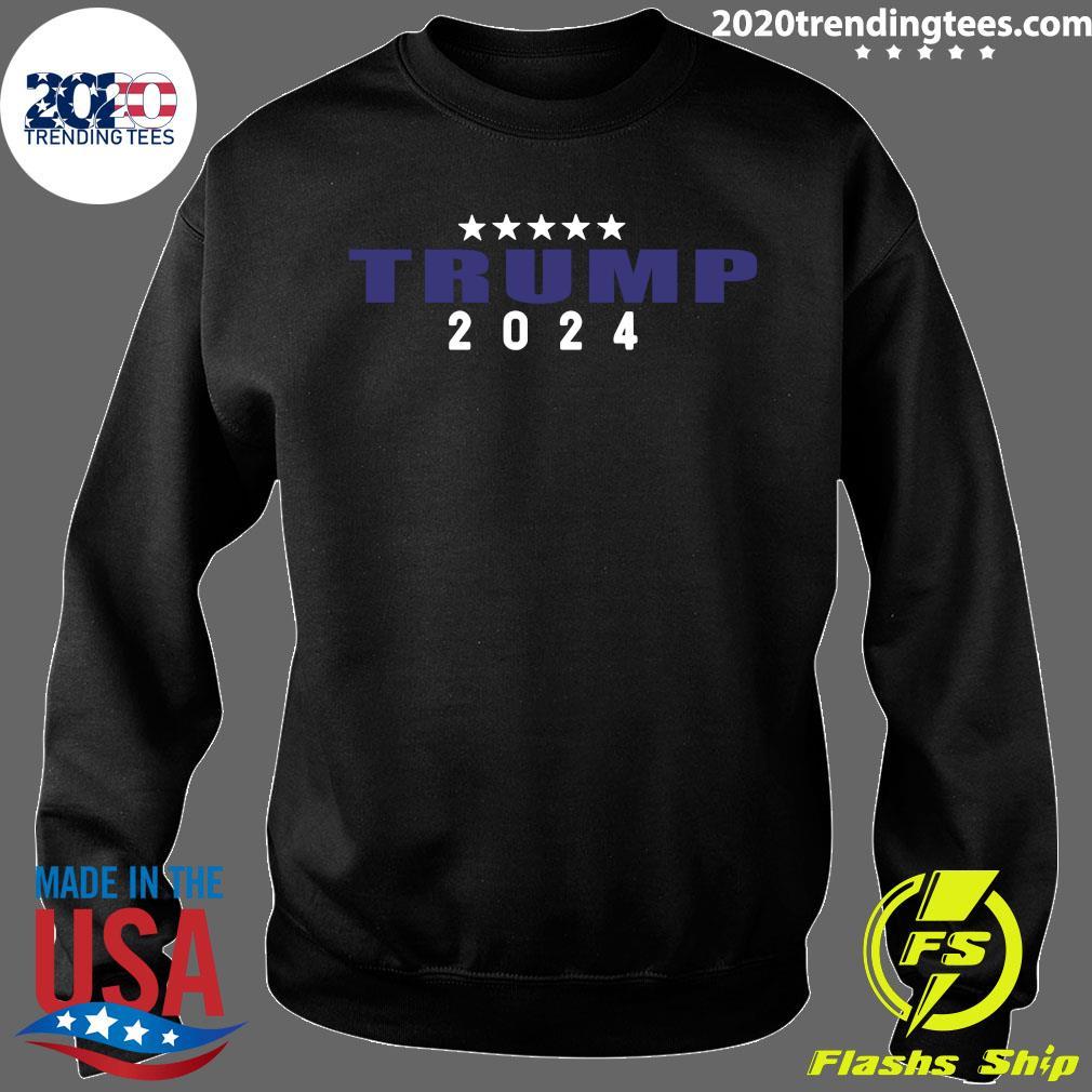 Trump 2024 Shirt Sweater