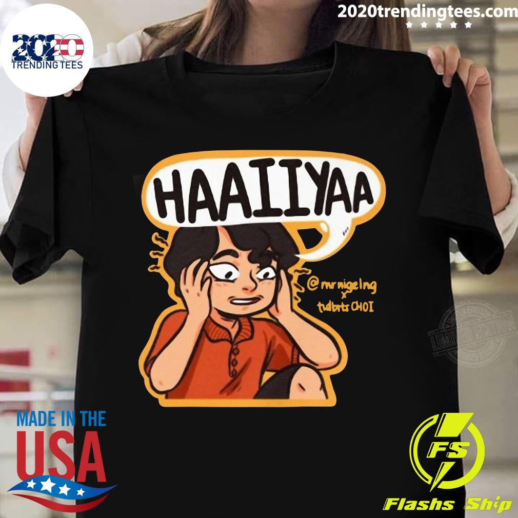 Uncle Roger Haiiyaa Merch Products From Uncle Roger Merch Shirt