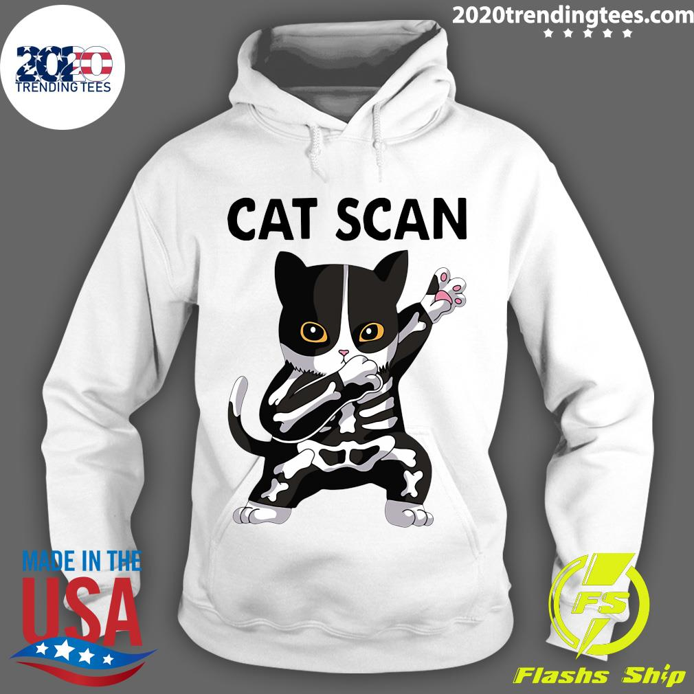 X-Ray Cat Scan CT Scan Shirt Hoodie