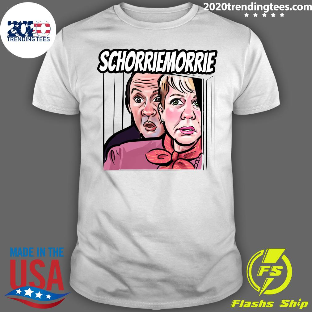 Kijk Maar Uit Met Dat Schorriemorrie Shirt