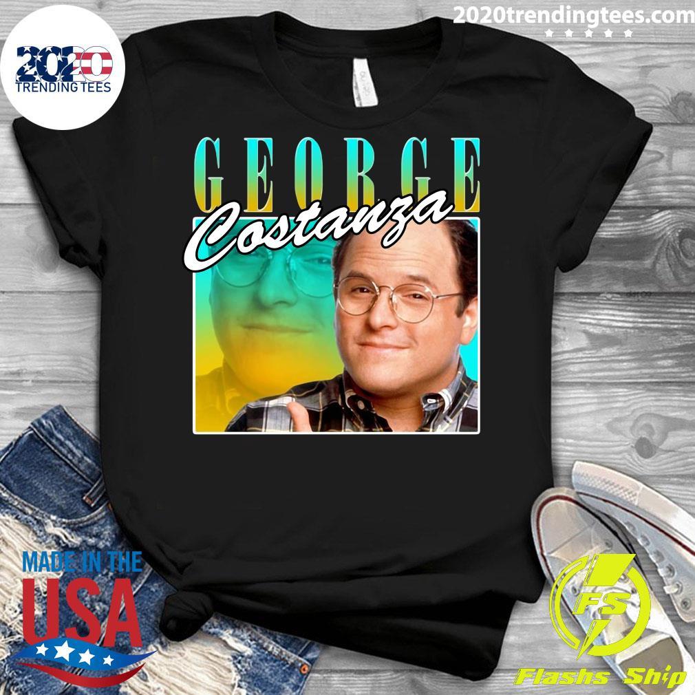 George Costanza Vintage Shirt Ladies tee