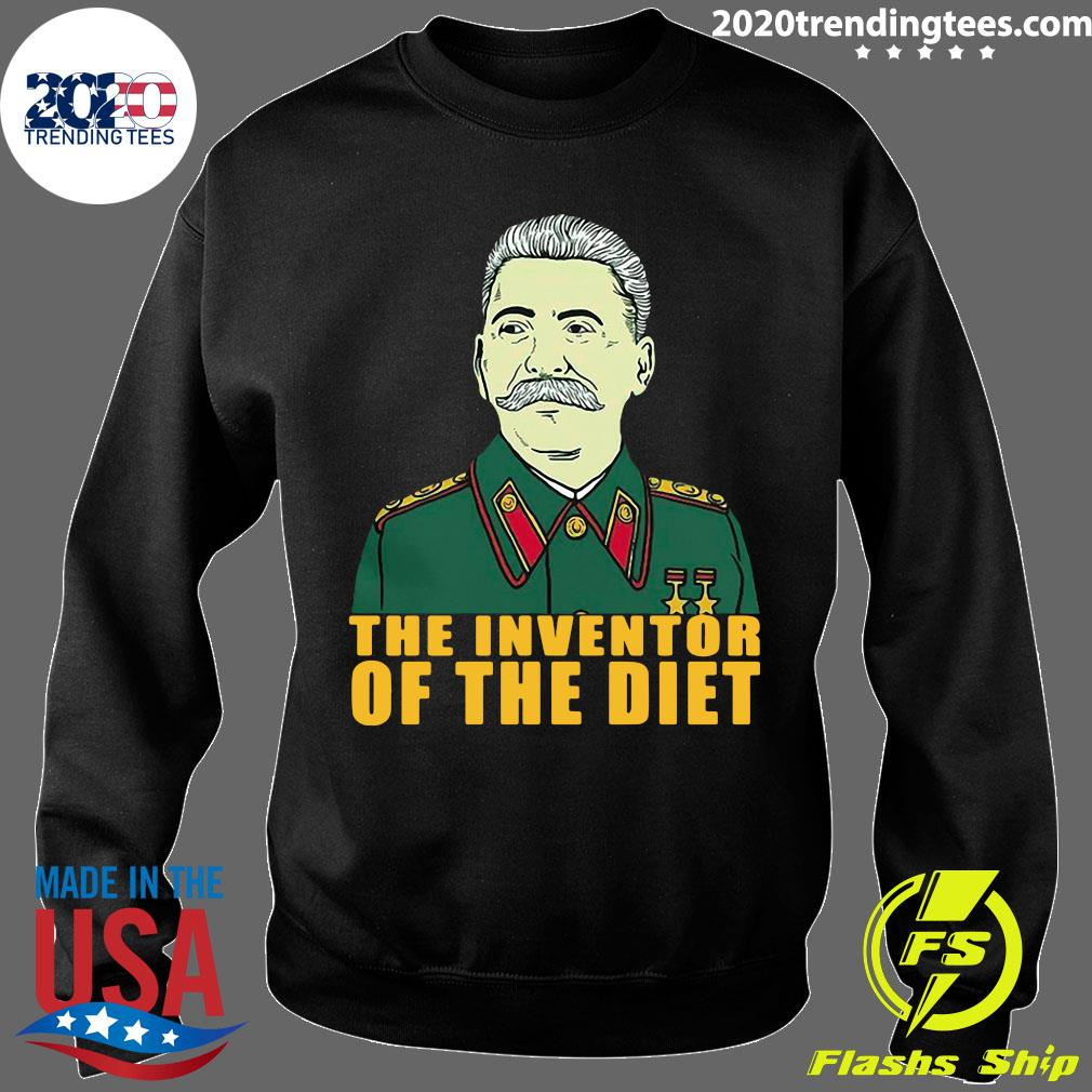 Joseph Stalin The Inventor Of The Diet Shirt Sweater