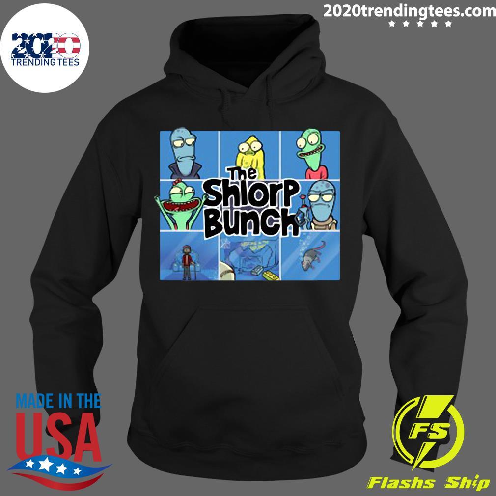The Shlorp Bunch Season 2 Shirt Hoodie