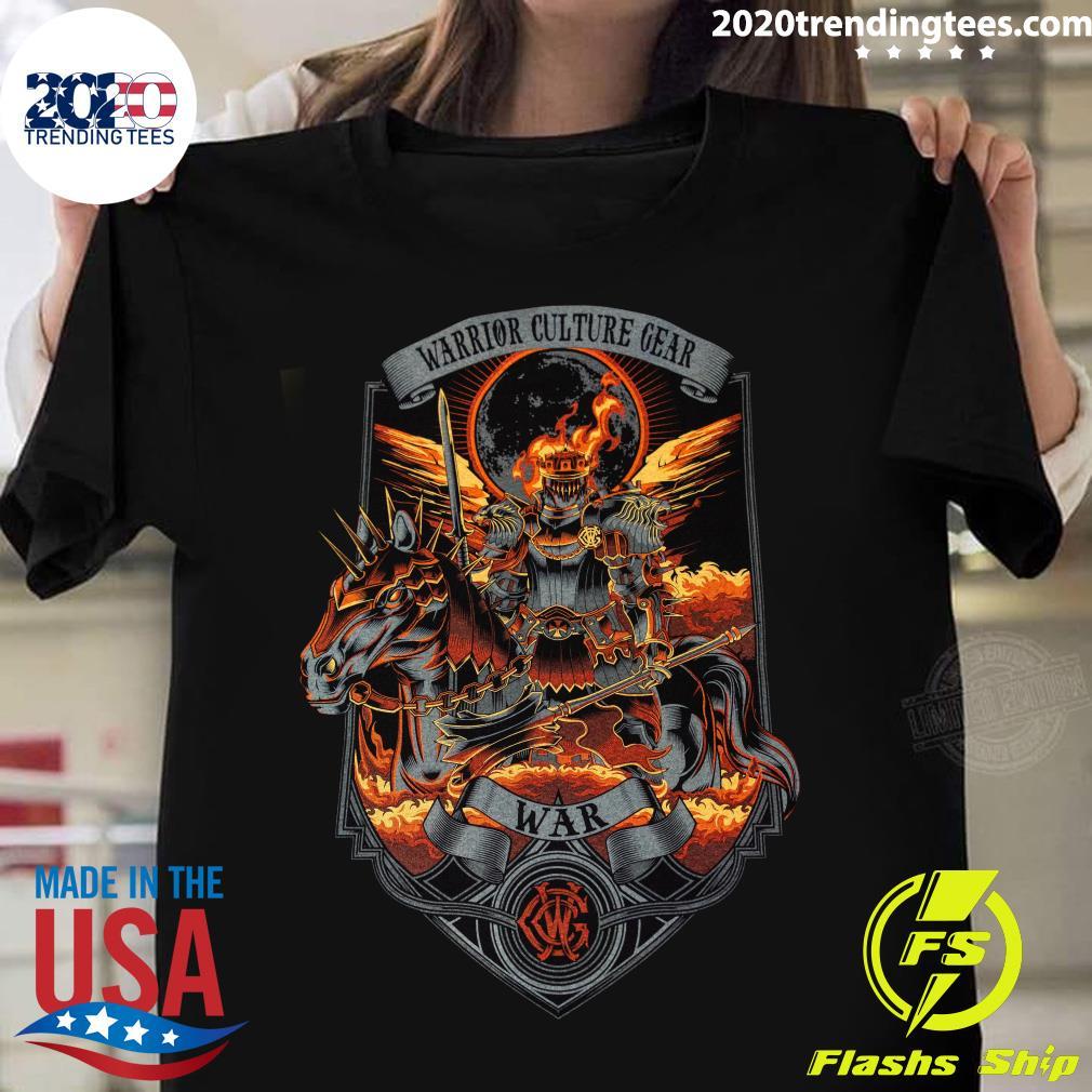 Warrior Culture Gear War Shirt
