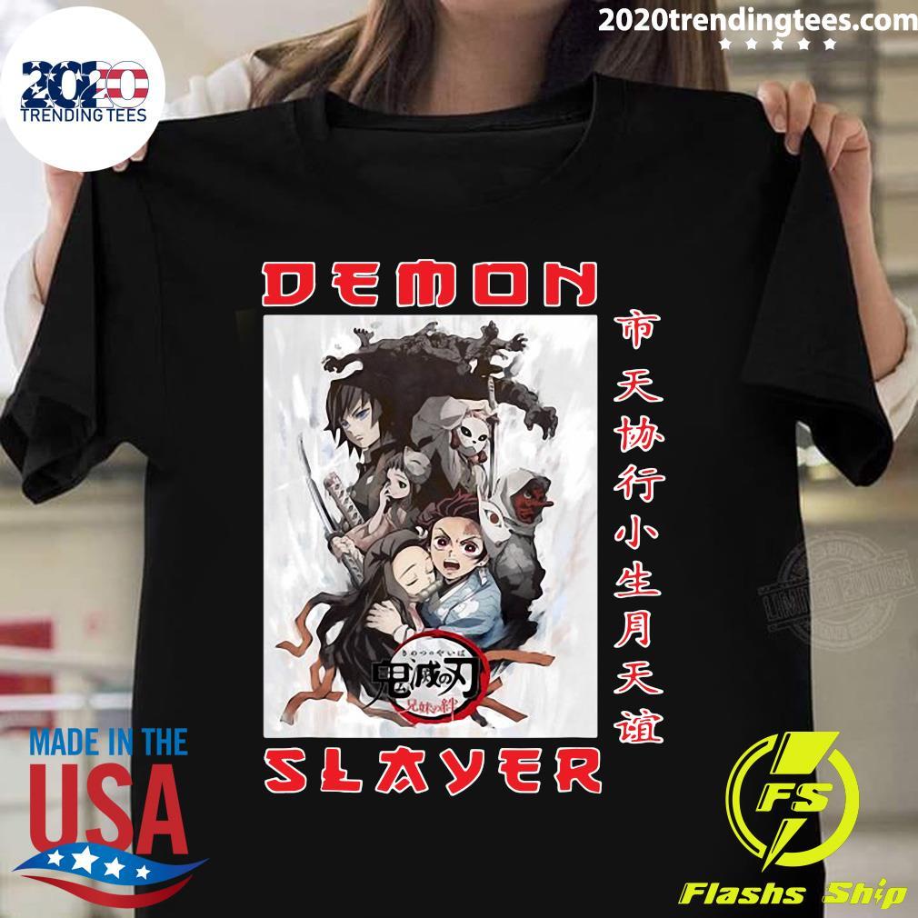Anime Demon Slayer Shirt