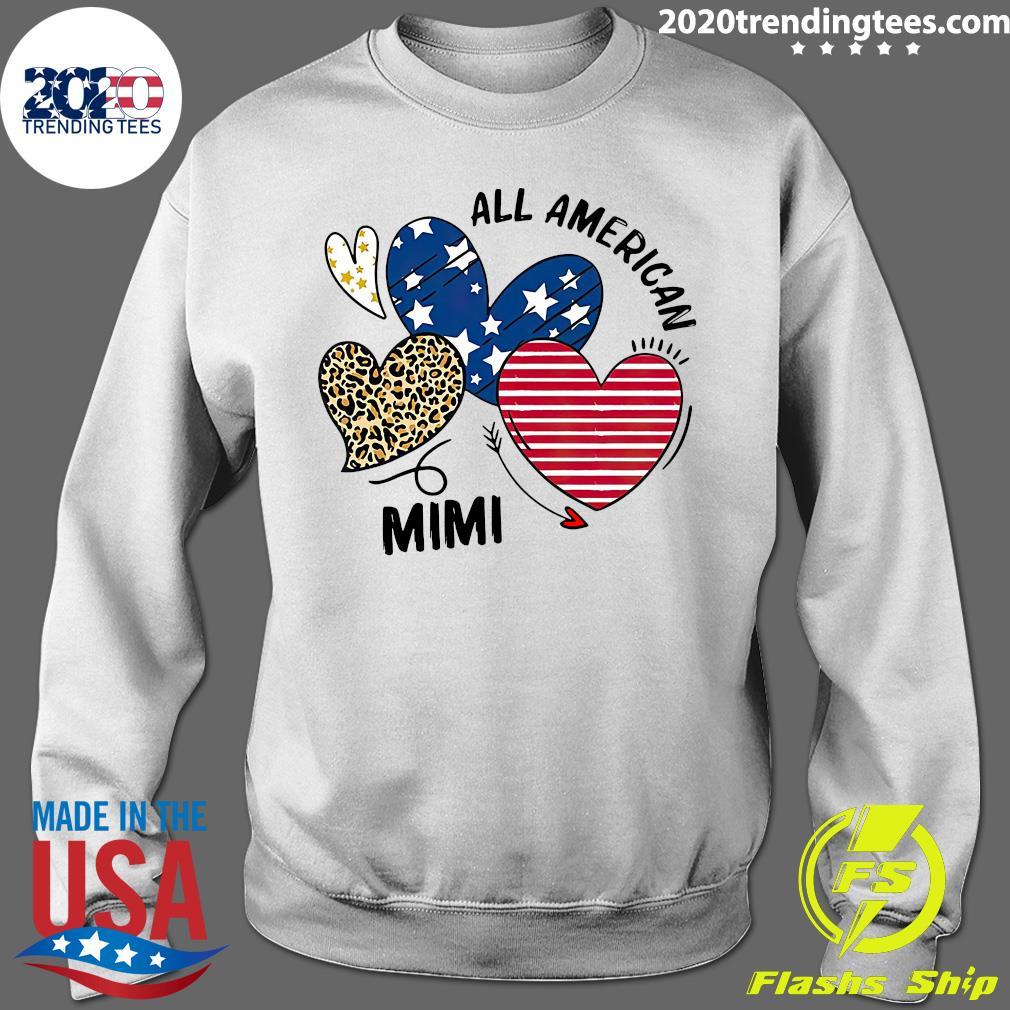 Heart All American Mimi Shirt Sweater