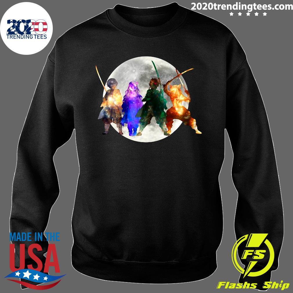 Slayers Demon Essential Manga Moon Vintage Shirt Sweater