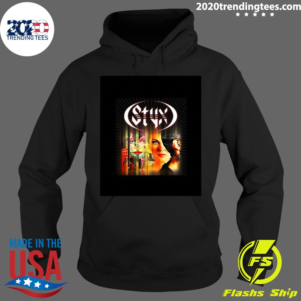Styx Band Pieces Of Eight 1978 Shirt Hoodie