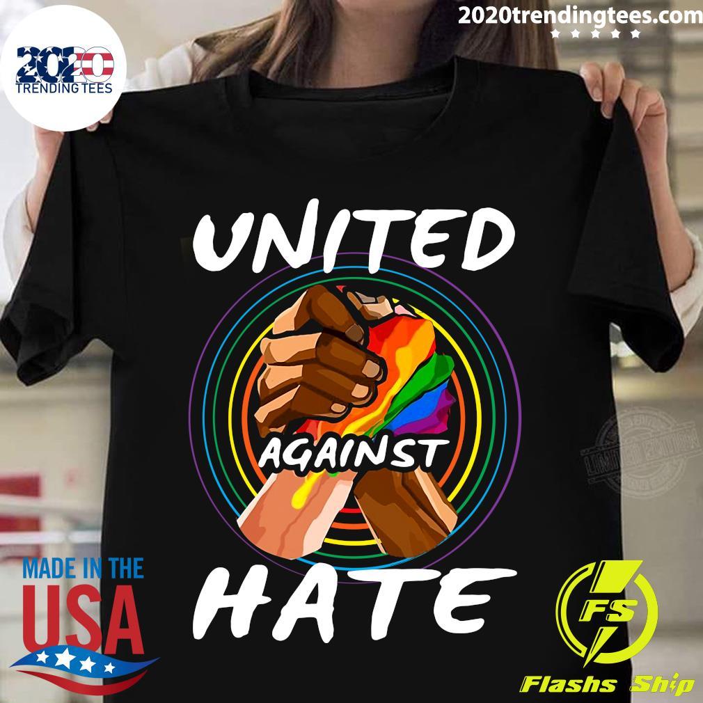 United Against Hate Vintage Shirt