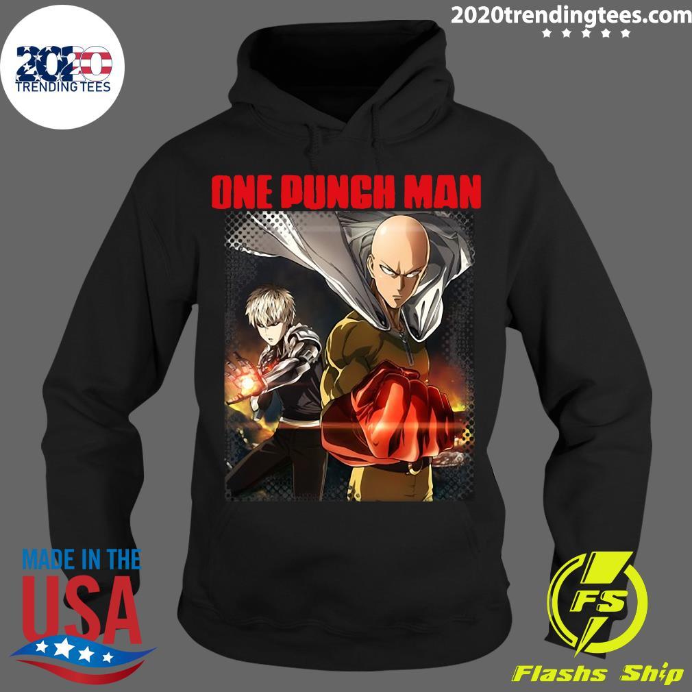 Anime One Punch Kawaii Otaku Man Japanese Waifu Manga Shirt Hoodie