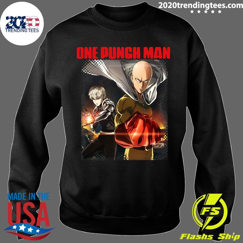 Anime One Punch Kawaii Otaku Man Japanese Waifu Manga Shirt Sweater
