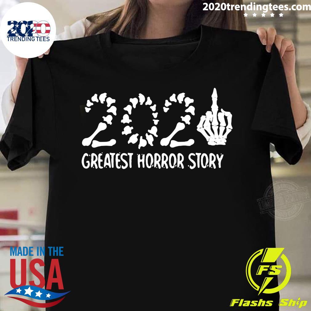 Halloween 2021 Skeleton Tops Adult Shirt Masswerks Store