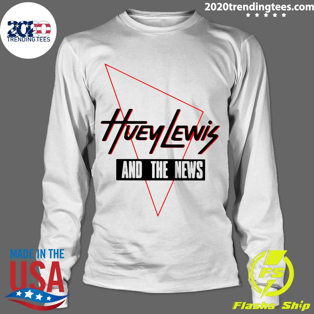 Huey Lewis And The News Shirt Longsleeve