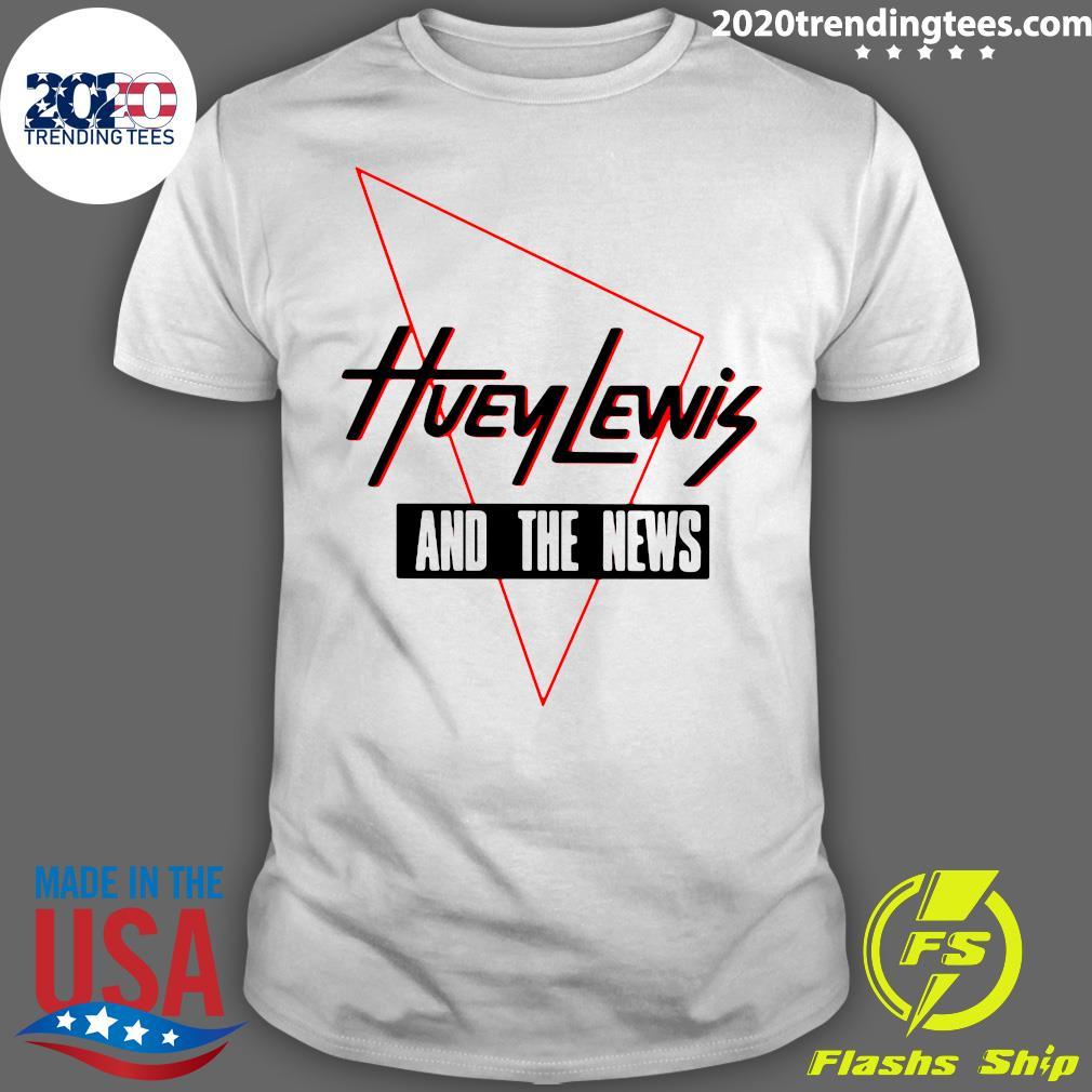 Huey Lewis And The News Shirt