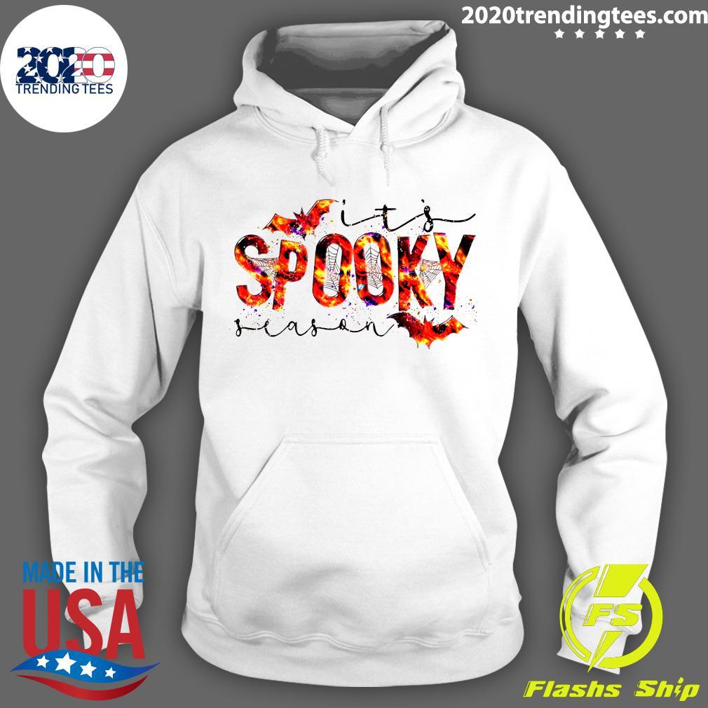 It's Spooky Season Halloween Shirt Hoodie