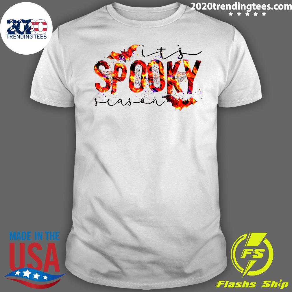 It's Spooky Season Halloween Shirt