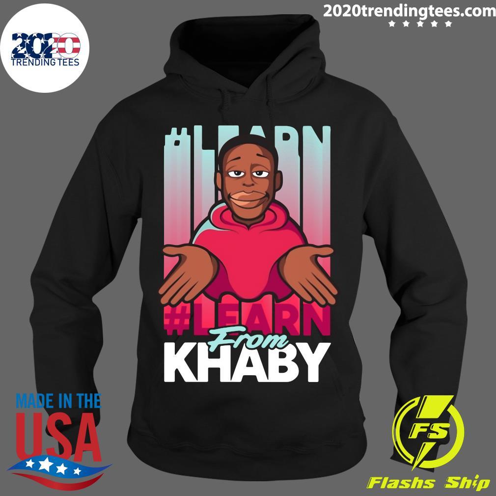 Khaby Lame Tee Shirt Hoodie