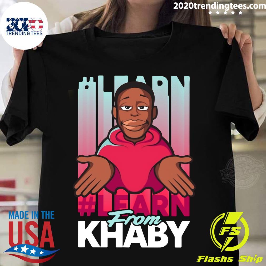 Khaby Lame Tee Shirt