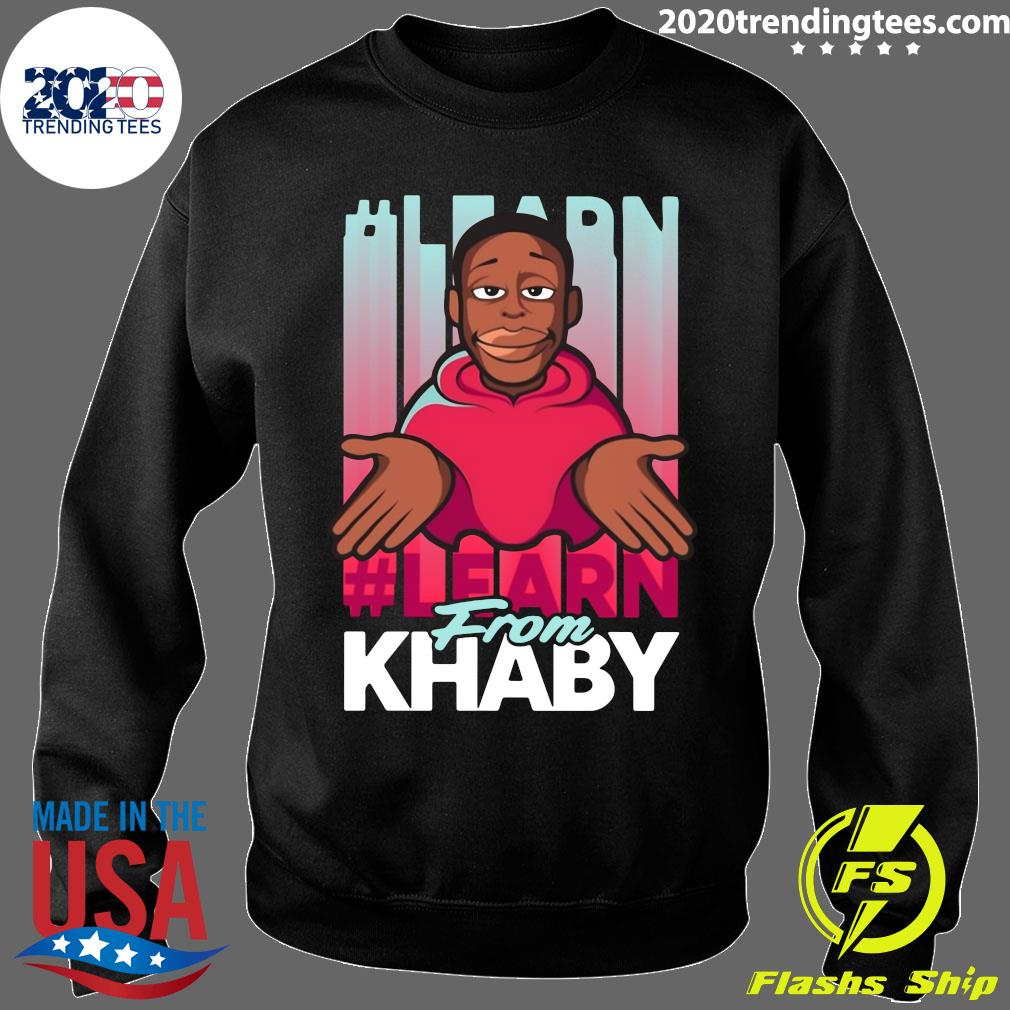 Khaby Lame Tee Shirt Sweater