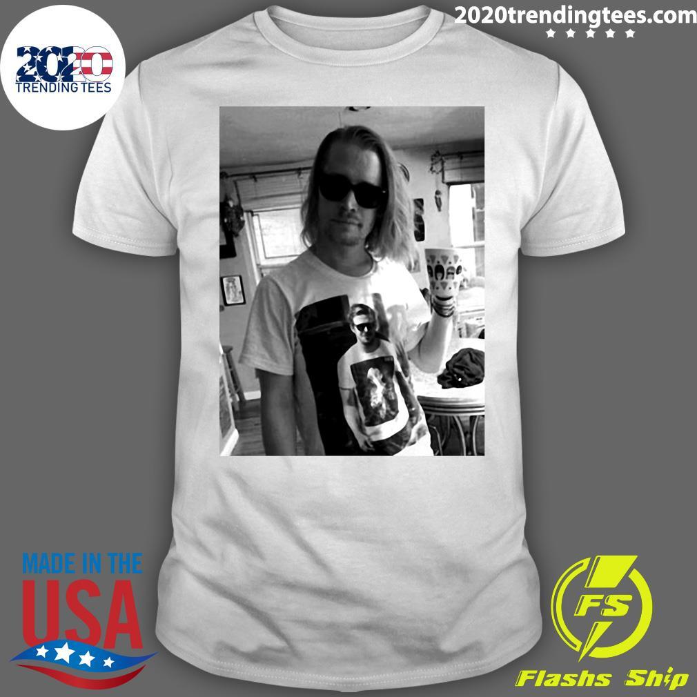Ryan Gosling Macaulay Culkin Gift Shirt