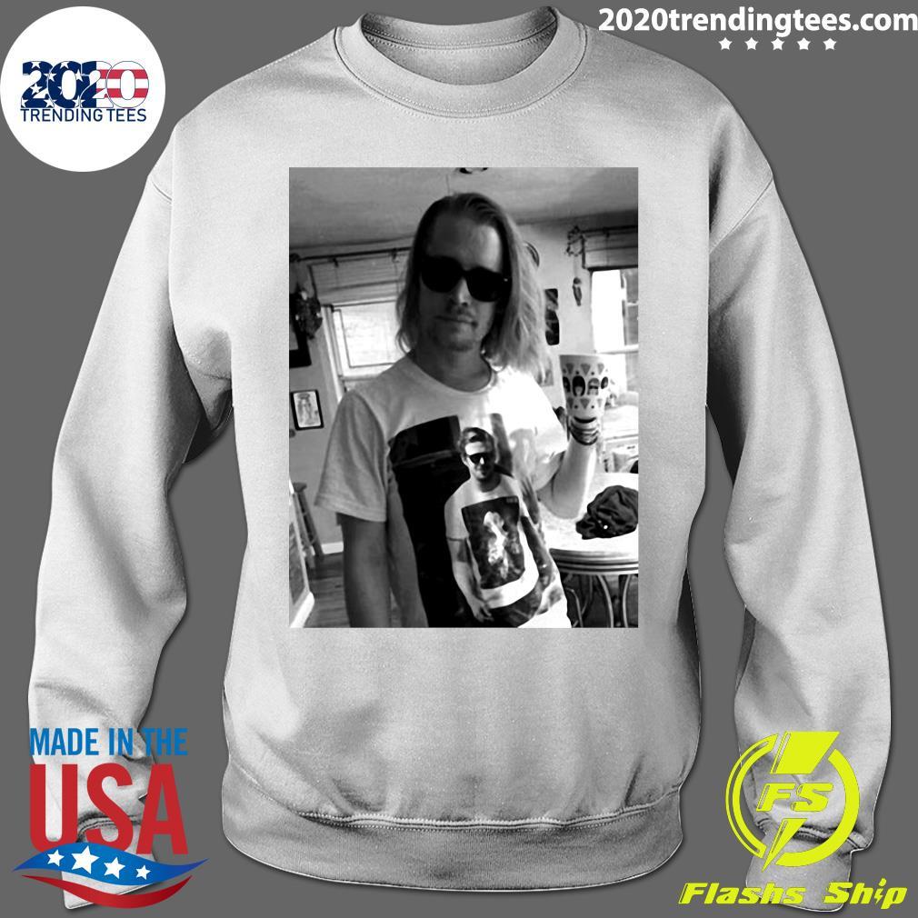 Ryan Gosling Macaulay Culkin Gift Shirt Sweater
