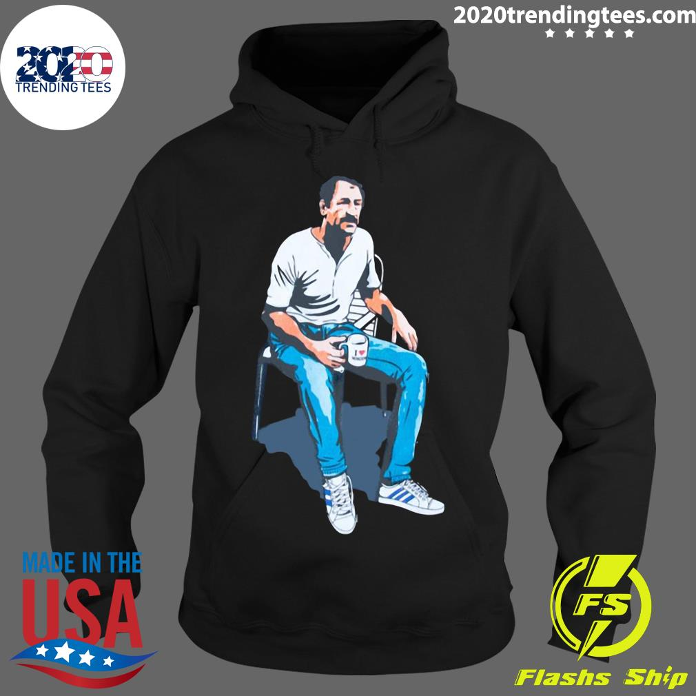 Transalpino Paul Sykes It's Sharks Art Shirt Hoodie