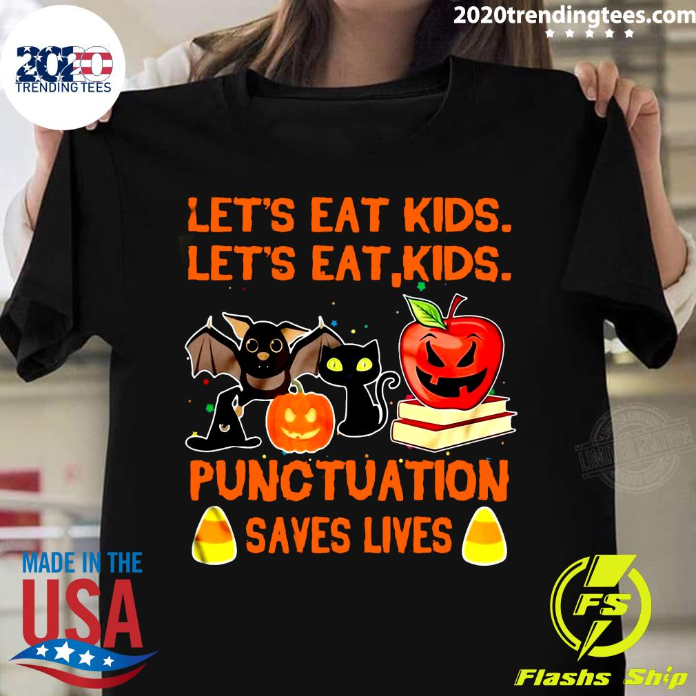 Lets Eat Kids Lets Eat Kids Punctuation Saves Lives