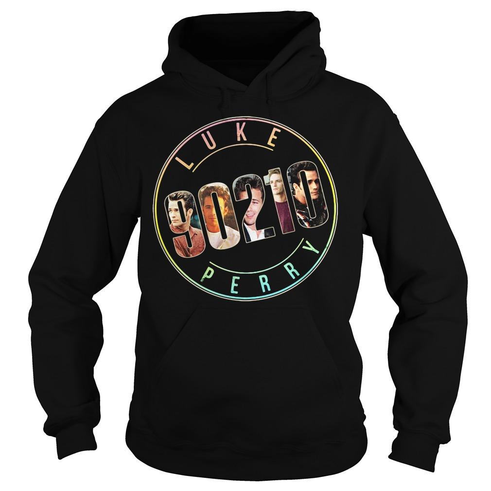 Official Beverly Luke 90210 Perry Hoodie