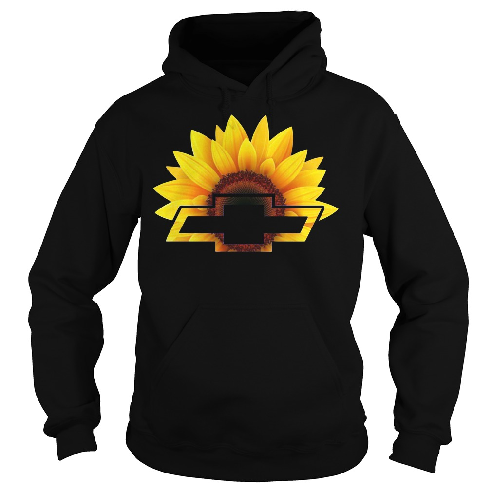 Official Chevrolet Sunflower Hoodie