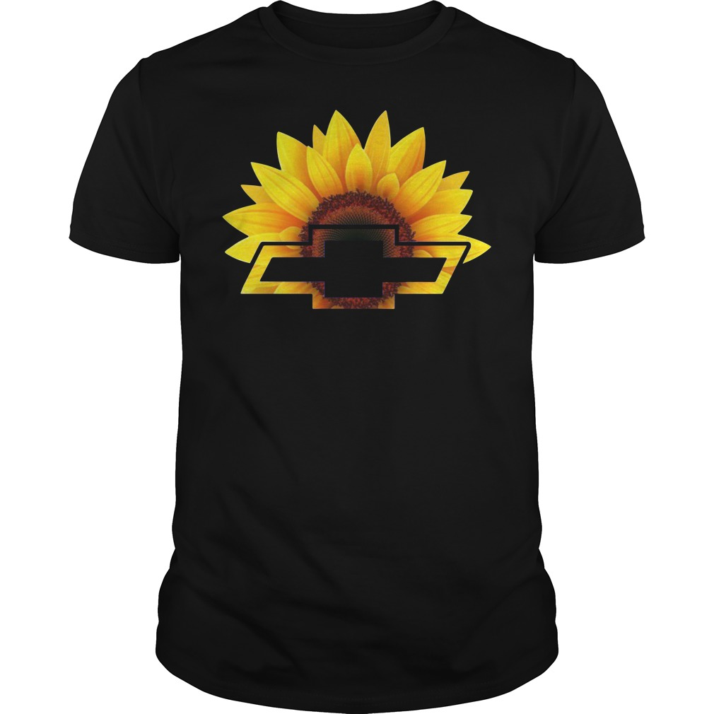 Official Chevrolet Sunflower Shirt