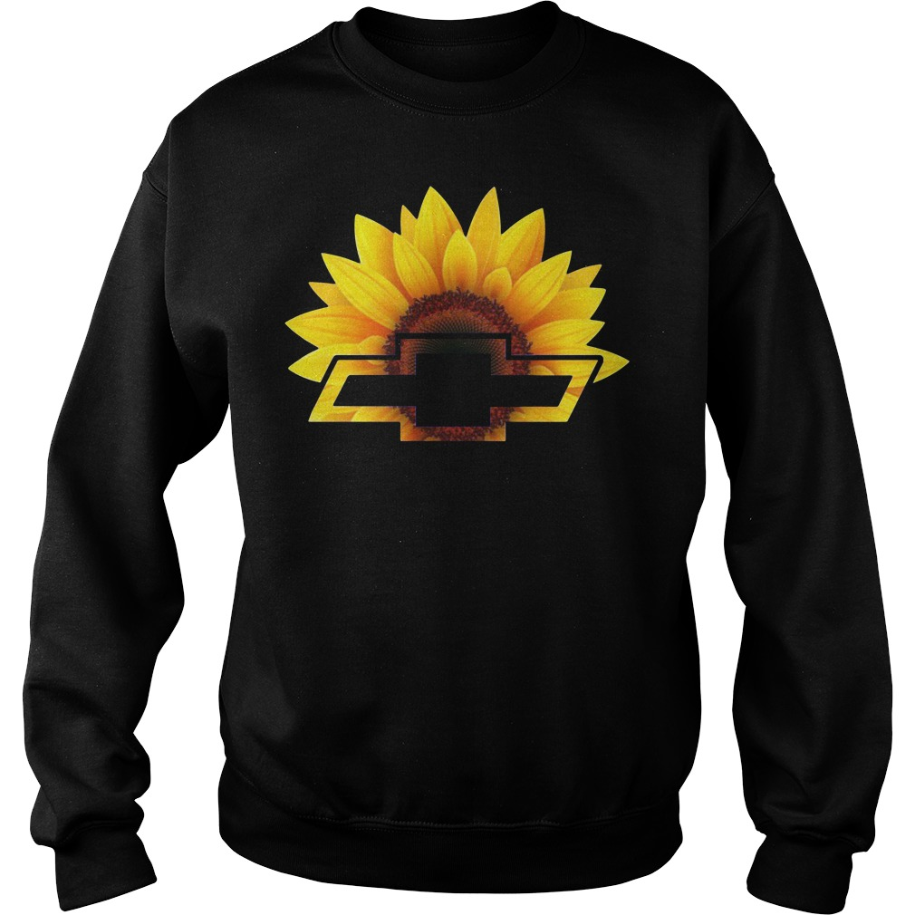 Official Chevrolet Sunflower Sweatshirt