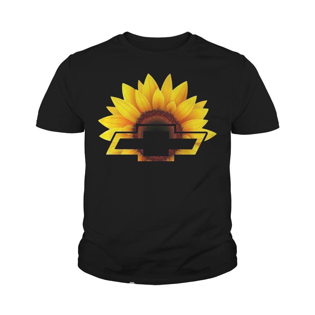Official Chevrolet Sunflower Youth Shirt