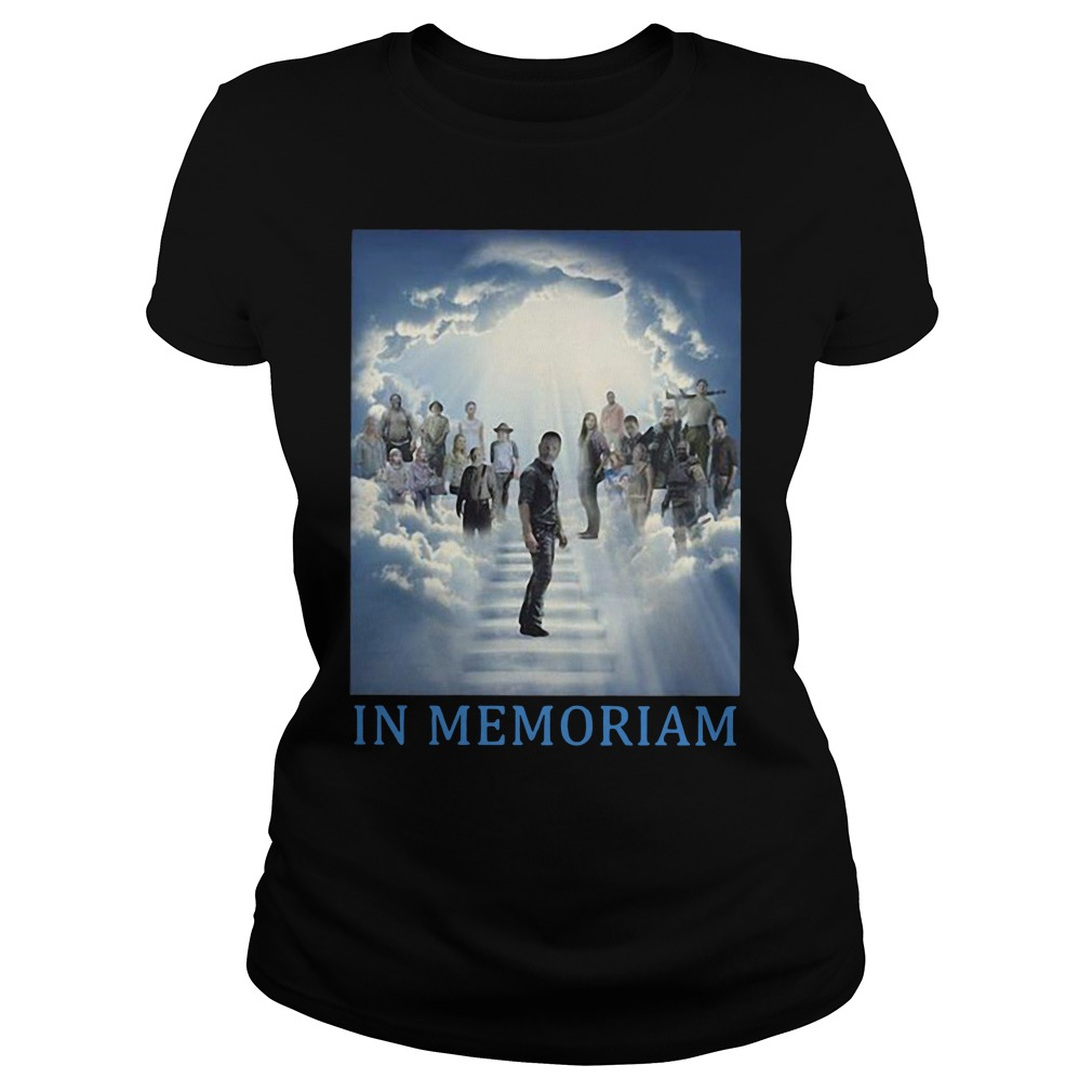 Official In Memoriam Ladies Shirt