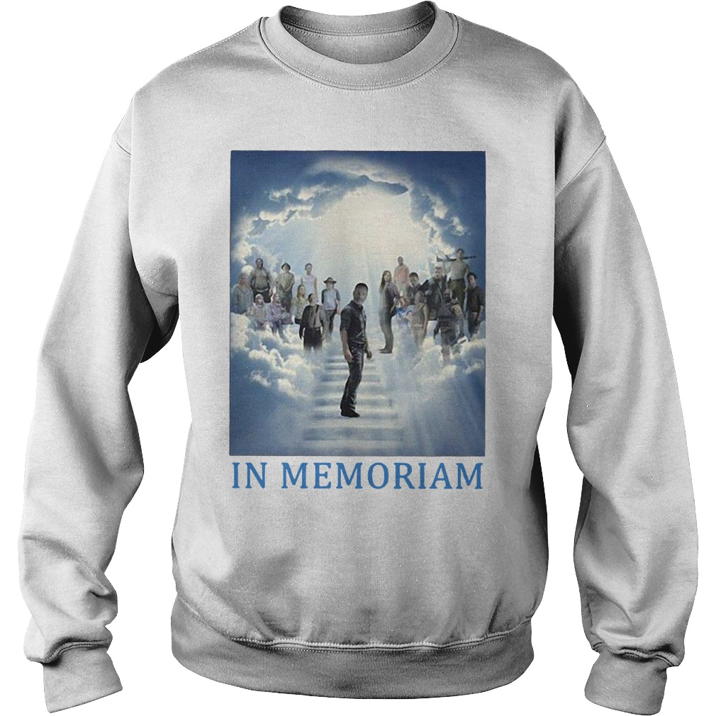 Official In Memoriam SweatShirt