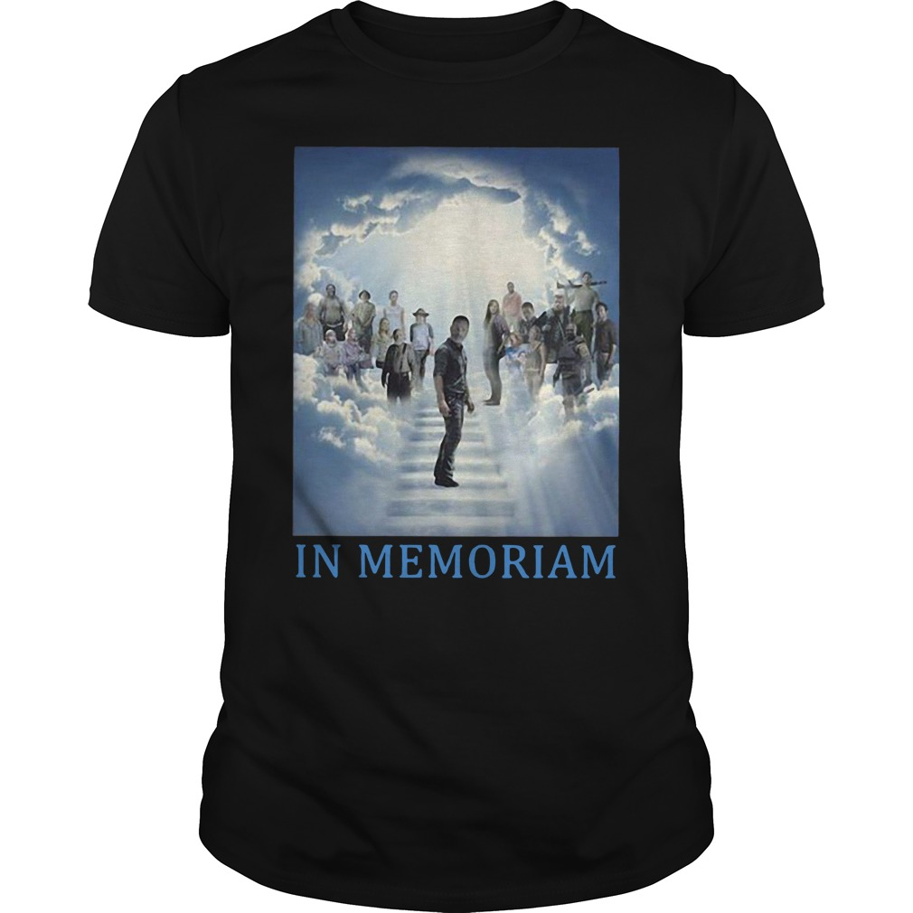 Official In Memoriam Unisex Shirt