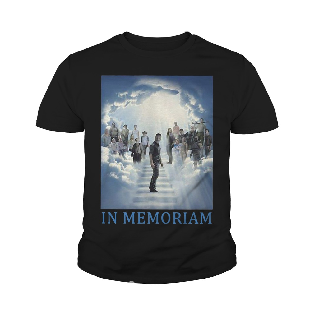Official In Memoriam Youth Shirt